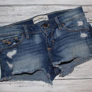 ⚡️Abercrombie Kids Shorts size 12
